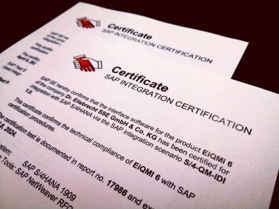SAP Zertifizierung 2021